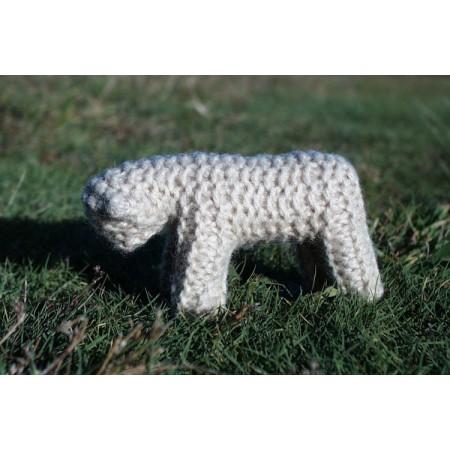Sheep knitting set